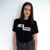 Fck Plstc Shirt schwarz unisex Frau